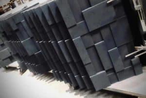 3D Concrete Cladding