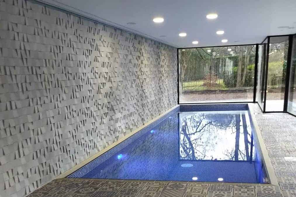 Textured Concrete Panels